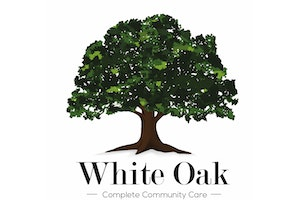 White Oak Home Care Packages logo