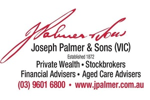Joseph Palmer & Sons Aged Care Advisers QLD logo