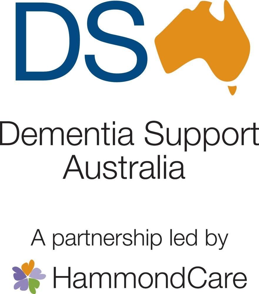 Dementia Support Australia (DBMAS & SBRT) NT logo