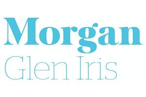 Morgan Glen Iris logo