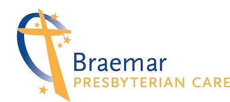 Braemar Presbyterian Care logo