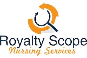 Royalty Scope Nursing Services logo