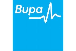 Bupa Caulfield logo
