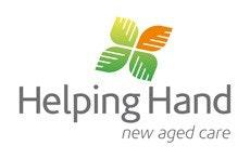 Helping Hand Essington Mews logo