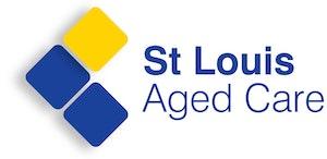St Louis Aged Care logo