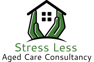 Stress Less Aged Care Consultancy logo