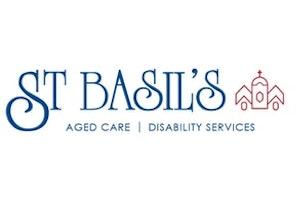 St Basil's Aged Care (WA) logo