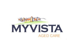 MYVISTA Aged Care logo