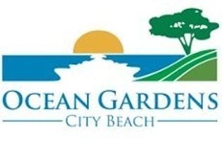 Ocean Gardens Village logo