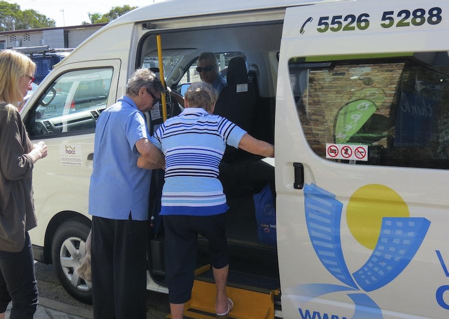 Volunteering Gold Coast-Transport