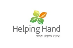 Helping Hand Belalie Crescent logo