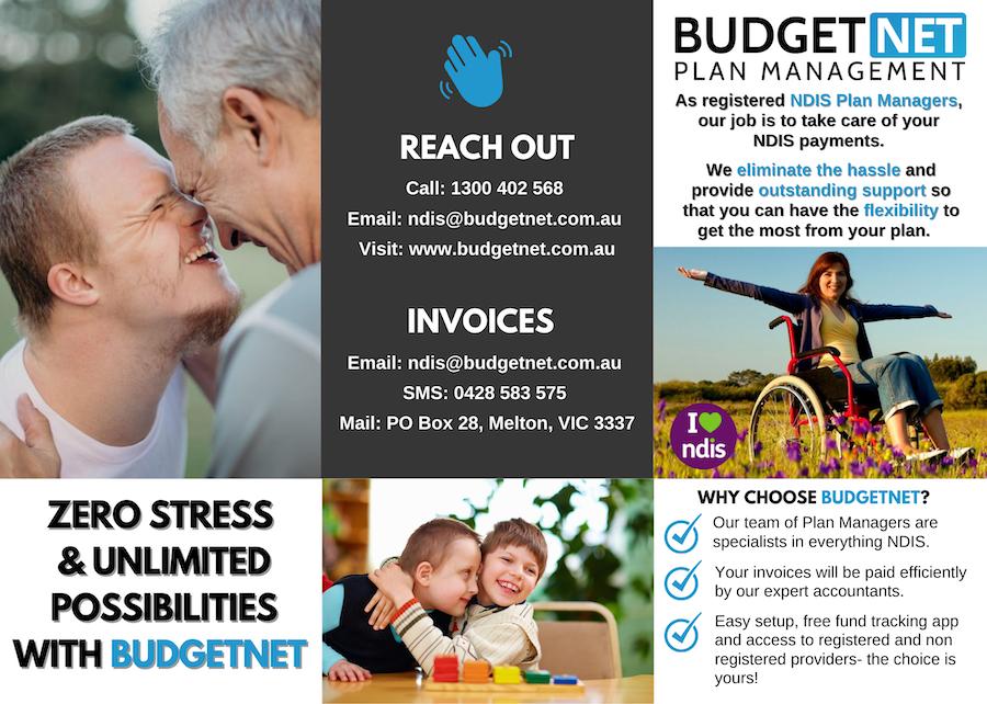 BudgetNet Plan Management