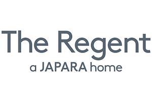 The Regent | a Japara home logo