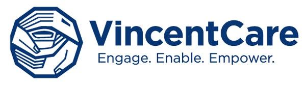 VincentCare Home Care Packages Program Metro Region logo