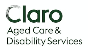 Claro Aged Care and Disability Services logo