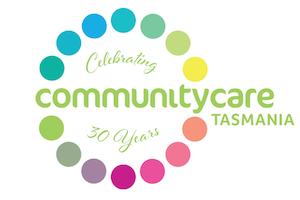 Community Care TASMANIA logo