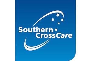 Southern Cross Care (SA, NT & VIC) Carmelite Health & Wellness Centre logo