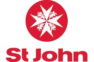 St John WA Community Transport Service logo