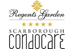 Regents Garden Scarborough Condocare logo