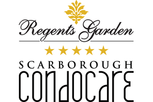 Regents Garden Scarborough Condocare logo