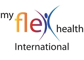 My Flex Health International logo