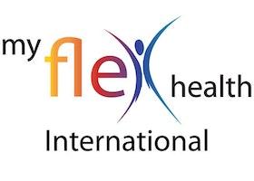 My Flex Health International logo