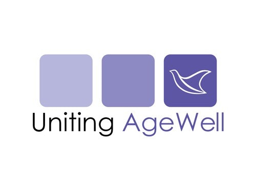 Uniting AgeWell Aldersgate Community Kings Meadows logo