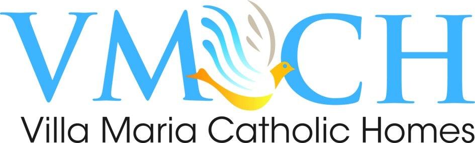 Villa Maria Catholic Homes St Bernadettes logo