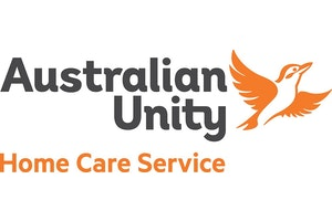 Australian Unity Home Care Service Upper Mid North Coast NSW Region logo