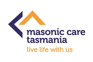 Masonic Care Tasmania Garden Village logo