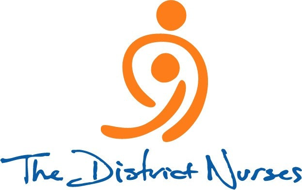 The District Nurses Home Care Packages logo