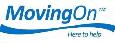 Moving On logo