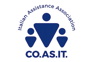 CO.AS.IT. Social Support/Planned Activity Groups (VIC) logo