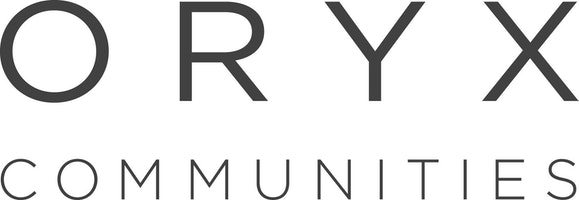 Oryx Communities logo