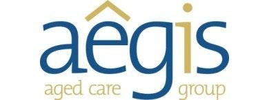 Aegis The Pines logo