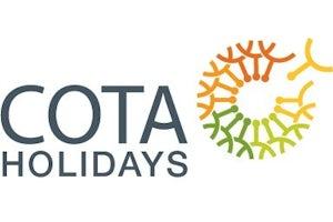 COTA Holidays logo