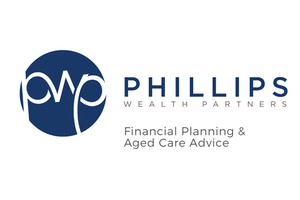 Accredited Aged Care Advisors and financial planners with Phillips Wealth Partners logo