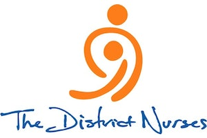 The District Nurses Home Care Services logo