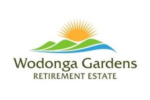 Wodonga Gardens Retirement Estate logo