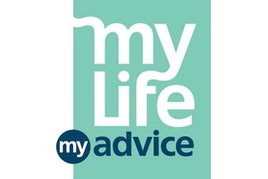 MyLife MyAdvice WA logo