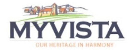MYVISTA logo