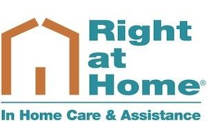 Right at Home Brisbane North logo