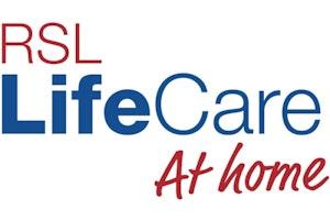 RSL LifeCare at Home Riverina logo