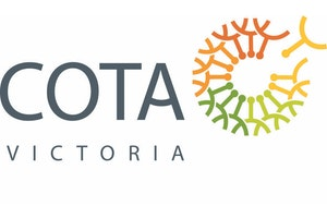 COTA Victoria Information & Services for Victorians aged 50+ logo
