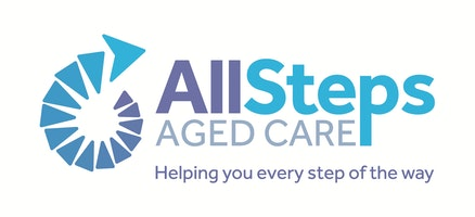 All Steps Aged Care logo