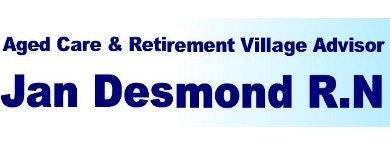 Jan Desmond Aged Care Consultant logo