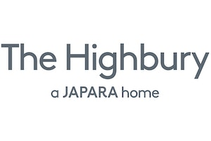 The Highbury | a Japara home logo