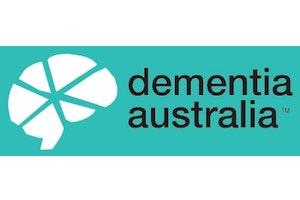 Dementia Australia NSW logo