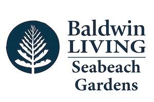 Baldwin Living Seabeach Gardens logo