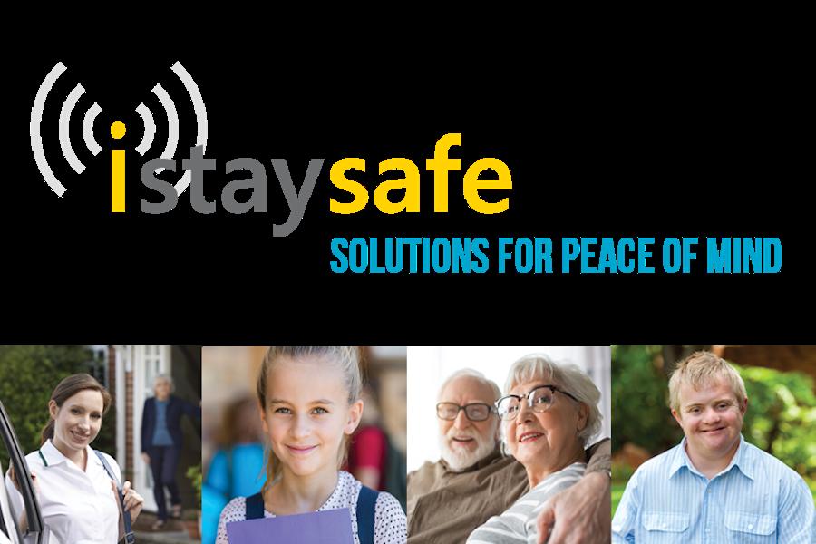 iStaySafe - nurse visit, child, aged care, disability